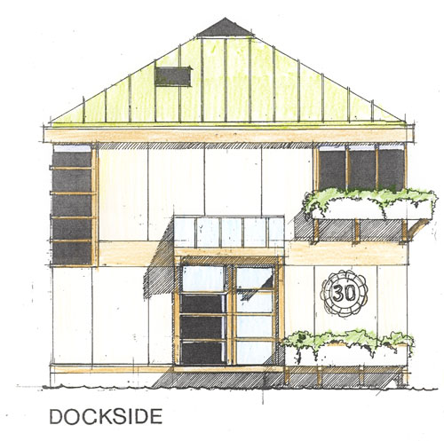 Float Home Designs - Westbay Float Homes